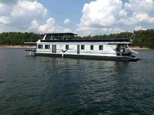 Used Lakeview Custom Houseboat 1684 Motor Yacht For Sale