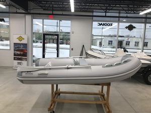 New Zodiac Cadet 300 Rib UL Aluminum PVC Tender Boat For Sale