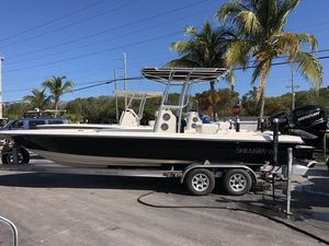 New Shearwater 23 TE23 TE Bay Boat For Sale