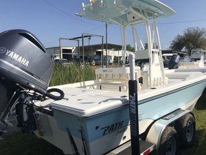 New Pathfinder 2400 TRSPathfinder 2400 TRS Bay Boat For Sale