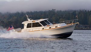 Used Grand Banks Eastbay 46 SX Downeast Fishing Boat For Sale