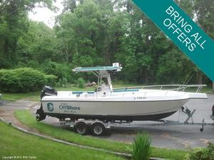 Used Offshore Yachts Center Console Fishing Boat For Sale