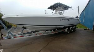 Used Donzi 32ZF Center Console Fishing Boat For Sale