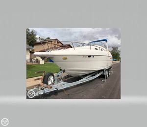 Used Wellcraft 2600 Martinque Walkaround Fishing Boat For Sale