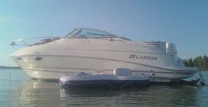 Used Larson 274274 Runabout Boat For Sale