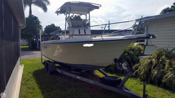 Used Legacy 230 Sea Era CC Center Console Fishing Boat For Sale