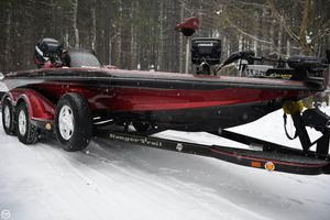 Used Ranger Boats 518 VX Comanche Bass Boat For Sale