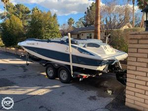 Used Tahoe 215 Xi Deck Boat For Sale