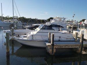 Used Carver 33 Mariner Cruiser Boat For Sale