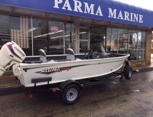 New Alumacraft 165 Escape CS Freshwater Fishing Boat For Sale
