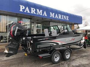 New Alumacraft 205 Competitor Freshwater Fishing Boat For Sale