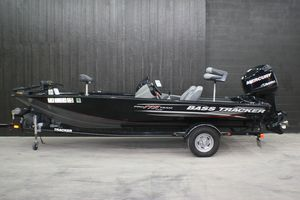 Used Tracker Pro 175 Team TXW Bass Boat For Sale