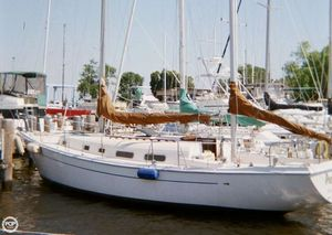 Used Allied Princess 36 Ketch Racer and Cruiser Sailboat For Sale