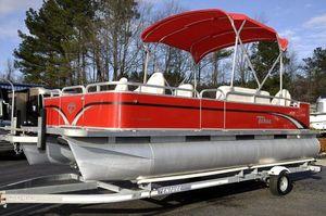 Used Tahoe Pontoon 2080 FF Pontoon Boat For Sale
