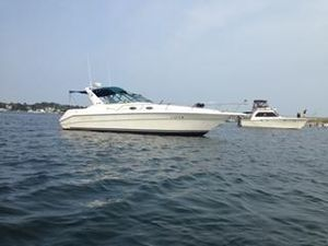 Used Sea Ray 330 Sindancer Express Cruiser Boat For Sale