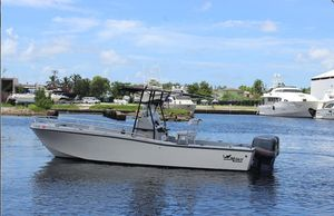 Used Mako 1990 251 Center Console Center Console Fishing Boat For Sale