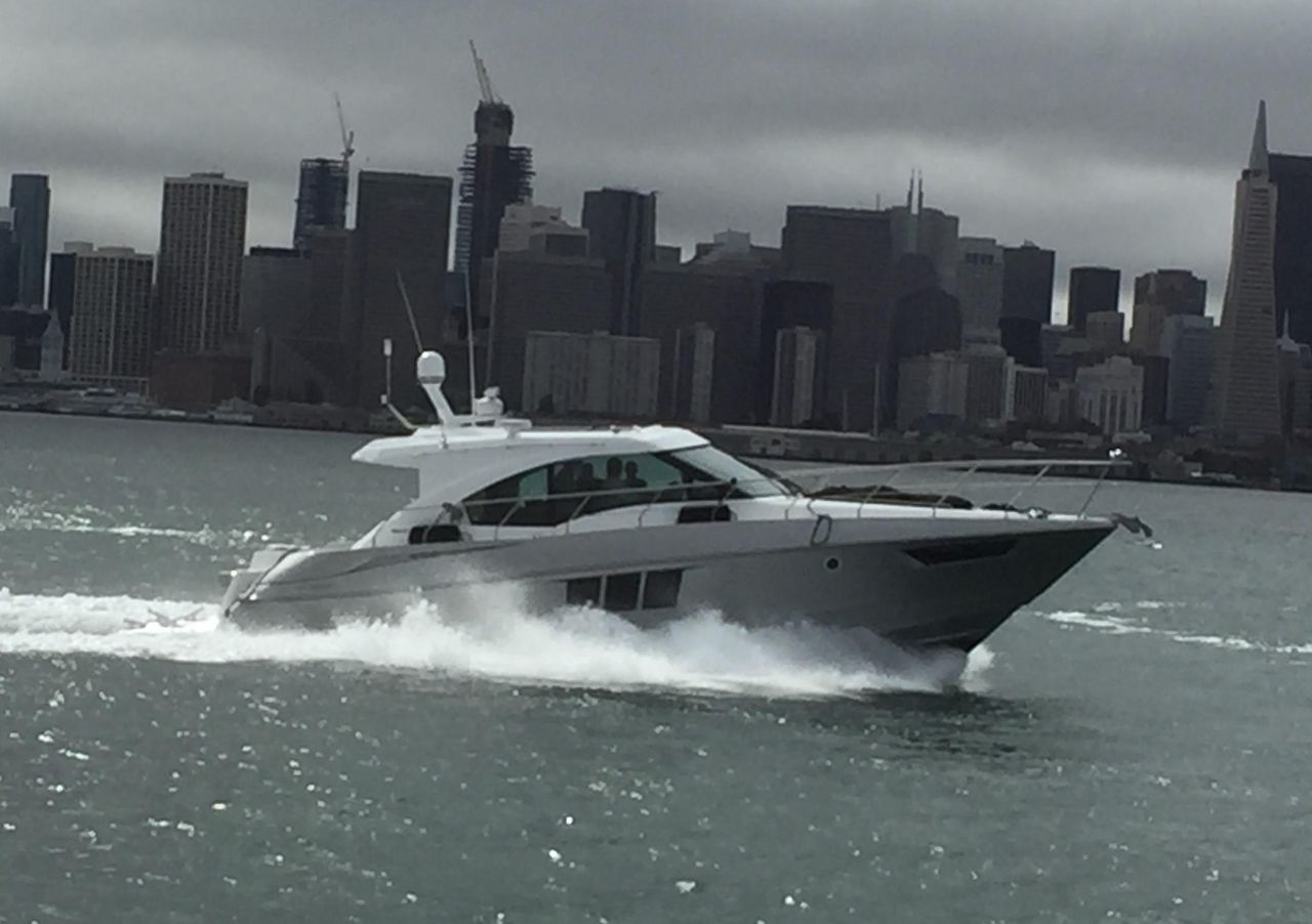 2014 Used Cruisers Yachts 45 Cantius Motor Yacht For Sale