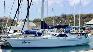 Used Bruce Roberts Pilothouse 43 Pilothouse Sailboat For Sale