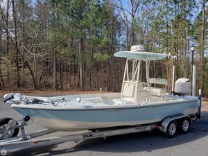 Used Pathfinder 2400 TRS Center Console Fishing Boat For Sale