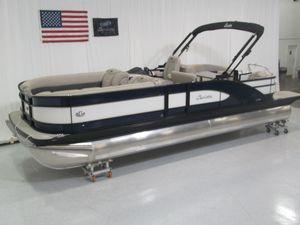 New Barletta L25BL25B Pontoon Boat For Sale