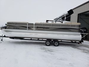 Used South Bay 825CR825CR Pontoon Boat For Sale