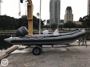 Used Zodiac 18 550 SRMN Inflatable Boat For Sale