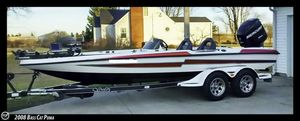 Used Bass Cat 20 Puma Bass Boat For Sale