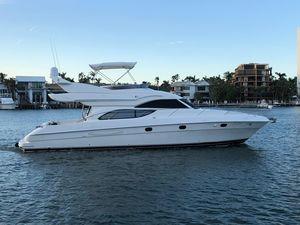 Used Altamar Flybridge Motor Yacht Motor Yacht For Sale