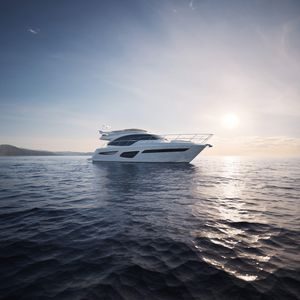 New Princess Motor Yacht For Sale