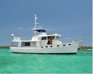 Used Kadey-Krogen North Sea Trawler Boat For Sale