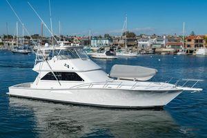Used Viking 55 Convertible Sportfish Convertible Fishing Boat For Sale