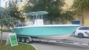New Contender 28 Tournament Sports Fishing Boat For Sale