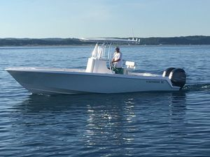 Used Contender 25 Tournament Sports Fishing Boat For Sale