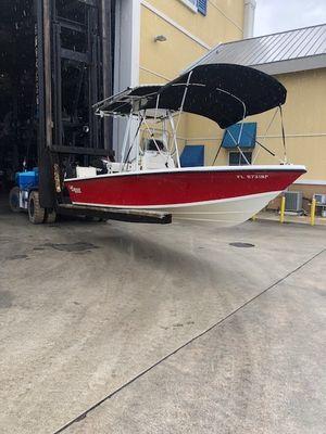 Used Mako 2201 Bay Boat For Sale