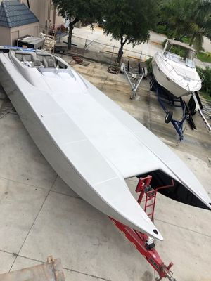 Used Nor-Tech 5000 SuperCat High Performance Boat For Sale
