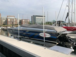 Used Cigarette 42X High Performance Boat For Sale