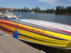 New Skater 40 Skater High Performance Boat For Sale