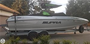 Used Supra SE-450 Ski and Wakeboard Boat For Sale