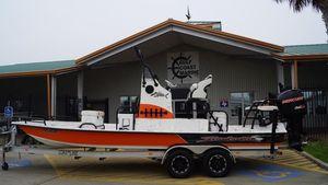 Used Shoalwater 23' Catamaran23' Catamaran Center Console Fishing Boat For Sale