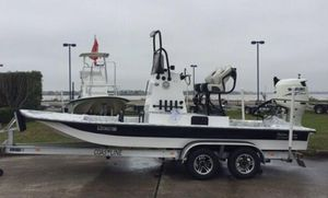 Used Shallow Stalker CAT 204 RCCAT 204 RC Bay Boat For Sale