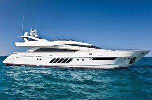 Used Dominator Motor Yacht For Sale