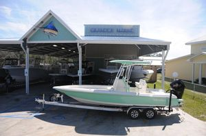 New Shearwater 25 Bay Center Console Fishing Boat For Sale