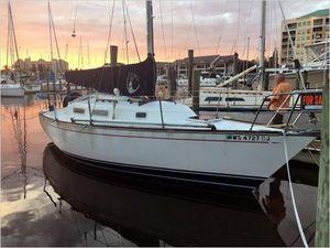 Used Tartan 28 Piper Sloop Sailboat For Sale