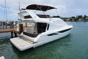 Used Galeon 420 Flybridge Motor Yacht For Sale