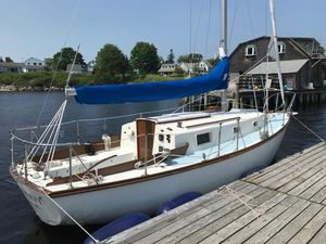 Used Cape Dory Cape Dory 28 Daysailer Sailboat For Sale