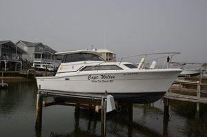 Used Trojan Custom Diesel Cruiser Boat For Sale