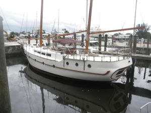 Used Force 50 Ketch Sailboat For Sale