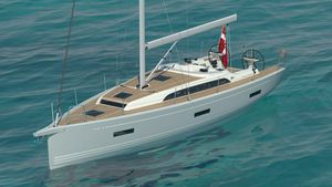New X-Yachts 4.0 Cruiser Sailboat For Sale