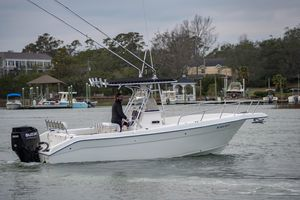 Used Cobia 254 Center Console254 Center Console Saltwater Fishing Boat For Sale
