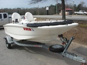 Used Boston Whaler 13 Sport Sports Fishing Boat For Sale